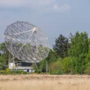 Dwingeloo Radiotelescoop open