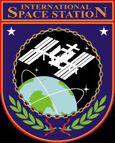 International Space Station (ISS) praat met Scouts