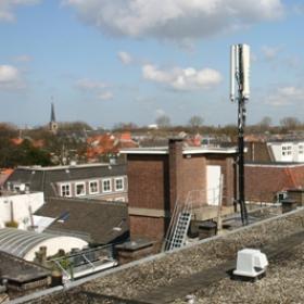 Zendamateurs opgenomen in het antenneregister van het Antennebureau