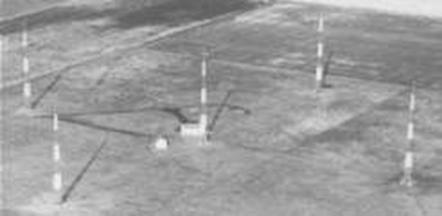 DF-Antennes, de USA varianten