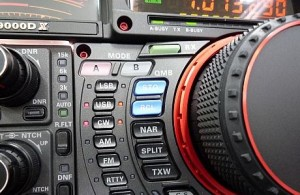 HF-Transceiver voor HF communicatie