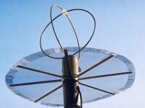 VHF en hoger: Zelfbouw egg-beater antenne voor amateur satelliet