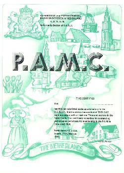 PAMC Award