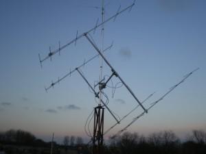 VHF en hoger activiteiten