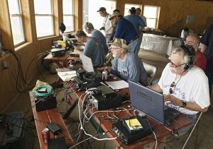 Noodcommunicatie radioamateurs