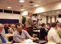 Bijeenkomsten staan ook in onze evenementen agenda