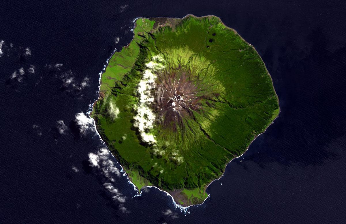 Tristan da Cunha activatie (IOTA AF-029)