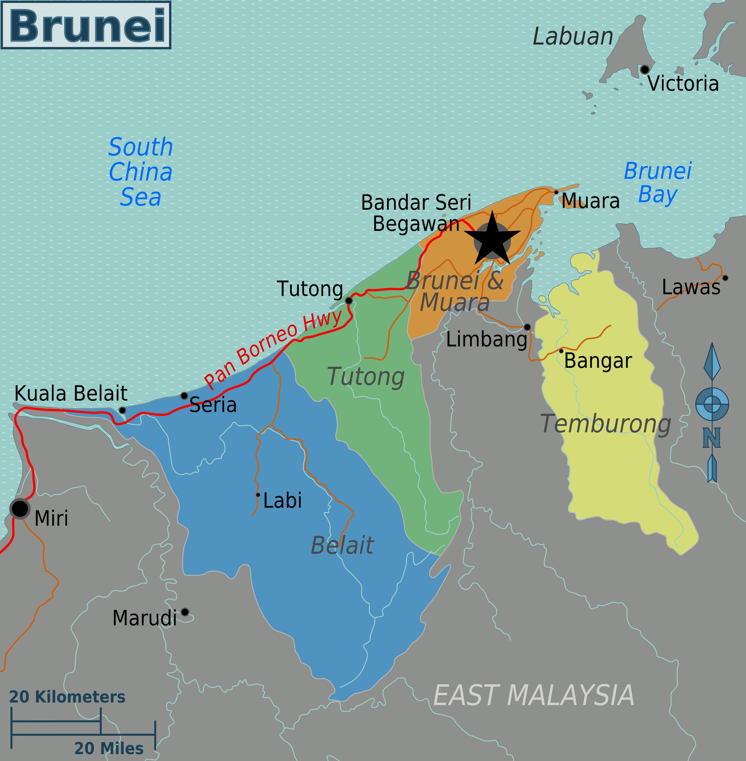 YL-DXpeditie naar Brunei – V84YL