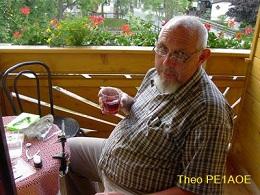 OM Theo Gosselink (PE1AOE), Silent Key