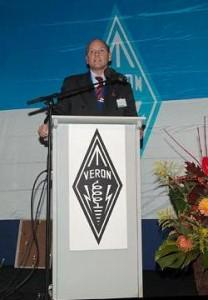 Toespraak VERON DvdRA 2019 door algemeen voorzitter Remy Denker PA0AGF