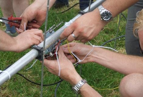 Lezing over antennematerialen en antennemasten bij VERON Friese Wouden