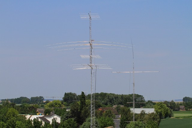 cq ww dx station PI4DX
