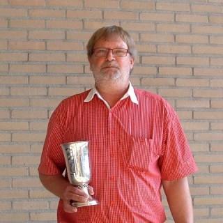 Gerard Geesink, PA0BAT, Amateur van het Jaar 2013