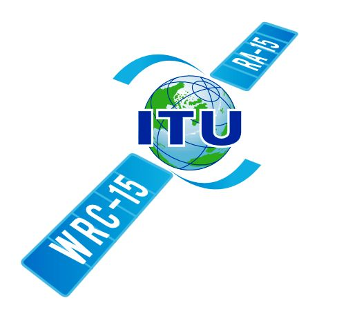 World Radiocommunications Conference in 2015 (WRC15)