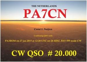 PA7CN sk