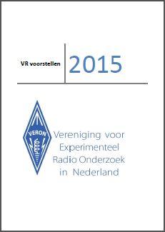 Voorstellen voor de Verenigingsraad 2015
