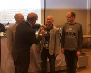 VR benoemt drie nieuwe leden Hoofdbestuur