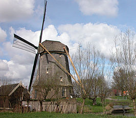 Activering molen de Zwaan