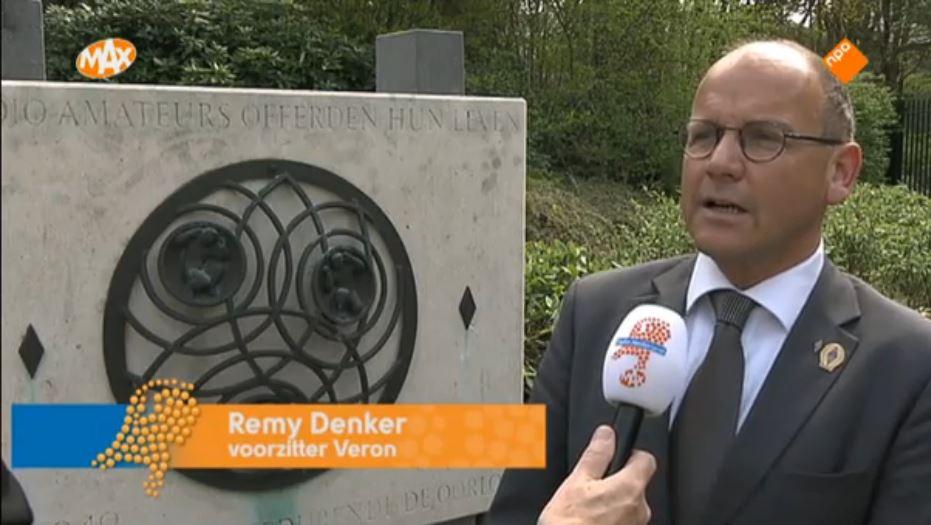 Interview met Omroep Max over radioamateurs in het verzet