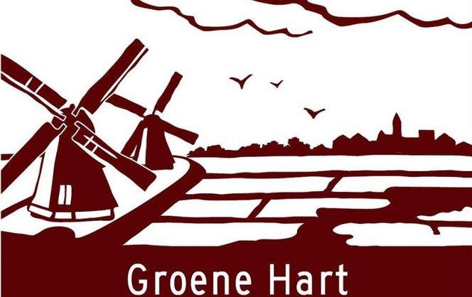 Speciale roepletters PD2015GH - promotie het Groene Hart