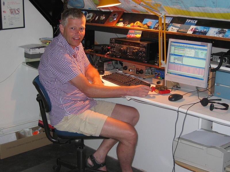 Wijzigingen taken en bemanning binnen het Traffic Bureau; een nieuwe PACC contestmanager. Dit is Marcel Bos (PA9M)