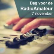 Dag voor de radioamateur 2015