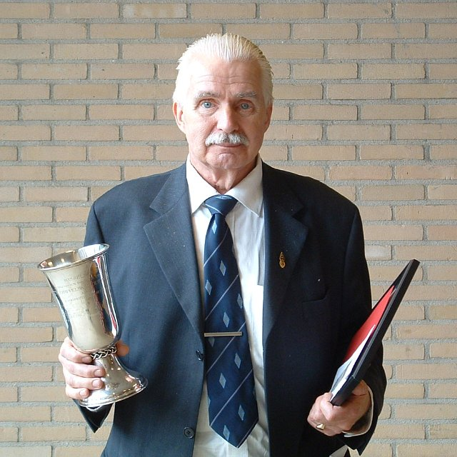 Amateur van het jaar 2014, Hans van den Berg PA0JBB