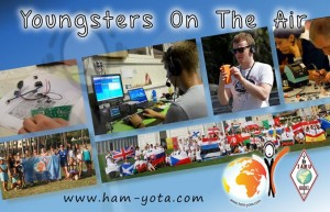 Na het succes van afgelopen jaar zijn tijdens de YOTA decembermaand weer verschillende YOTA stations geactiveerd vanuit IARU Region 1.