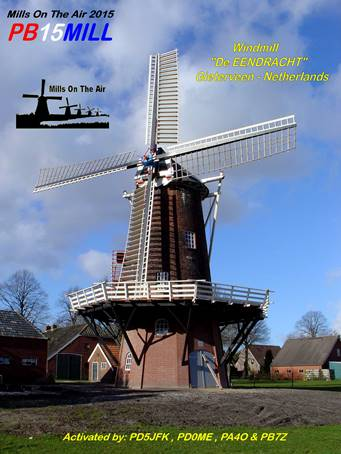 Mills Days on the air is inmiddels een internationaal evenement