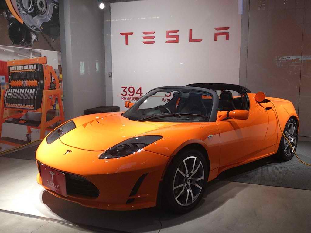 Optionele transceiver kit voor Tesla en andere EV-Cars