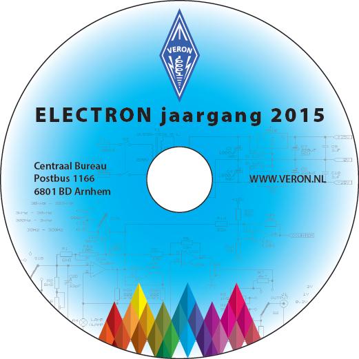 CD ROM Electron 2015