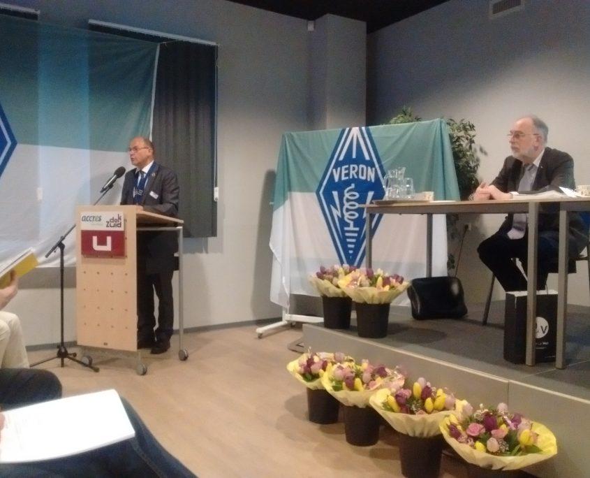 Verslag van de 77e Verenigingsraad 2016