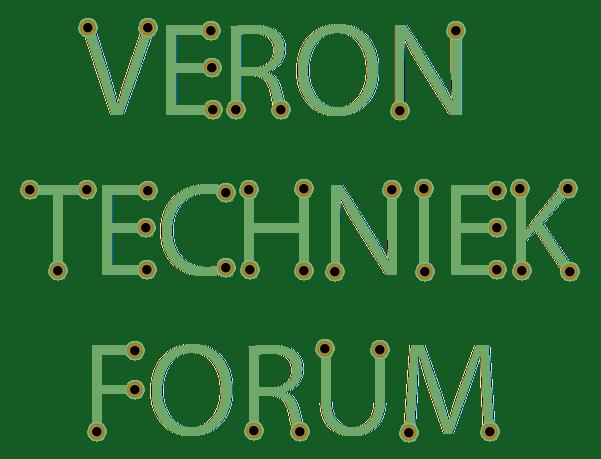 Heeft u al toegang tot ons VERON techniek forum?