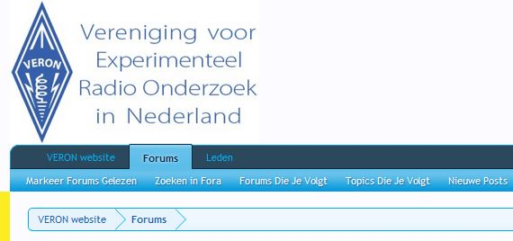 VERON forum