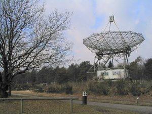 VHF-UHF-SHF Weak Signal Dag bij de CAMRAS-schotel Dwingeloo