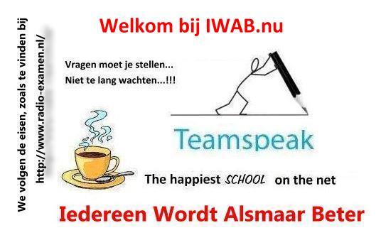 Nieuwe IWAB cursus van start