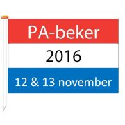 PA-beker contest 2016