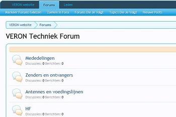 VERON stimuleert experimenteren met het Techniek Forum