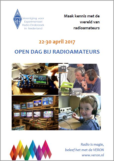 Landelijke open dagen bij de radioamateurs 2017