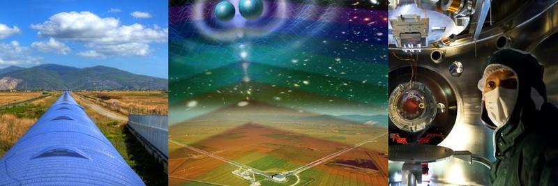 Lezing over zwaartekrachtsgolven bij VERON Leiden