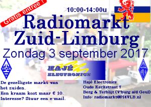Afdeling Zuid-Limburg organiseert de gezelligste radiomarkt van het zuiden