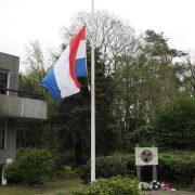 Herdenking gevallen radioamateurs