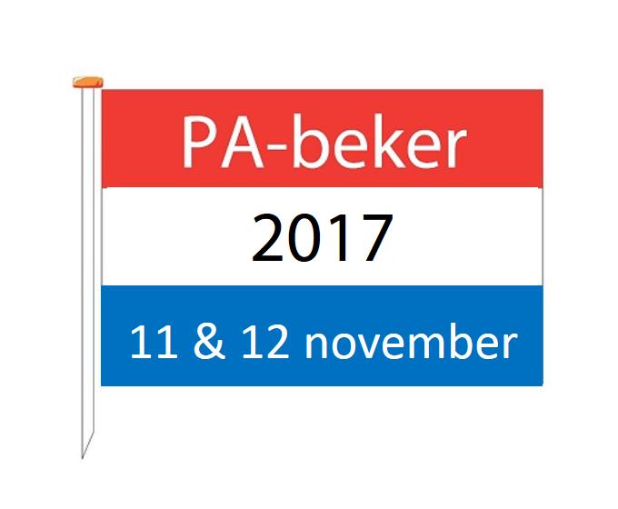 PA-beker contest geplaagd door slechte condities