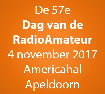 Dag voor de RadioAmateur 2017