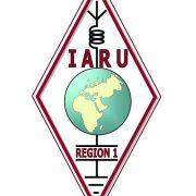 Logo IARU regio 1