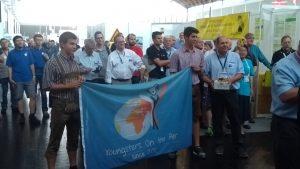 yota 2017 overdracht van de vlag