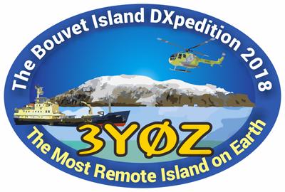 3Y0Z Bouvet EME DXpeditie: 50 dagen voor vertrek!