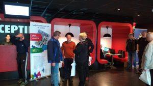 VERON en VRZA staan naast elkaar tijdens examens Nieuwegein