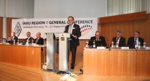 IARU-R1 General Conference Landshut geopend