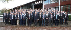 deelnemers iaru-r1 conferentie
